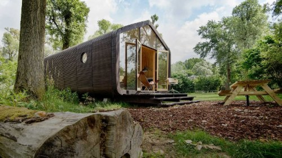 Dopo le tinyhouse ecco in arrivo le ecologiche case di cartone